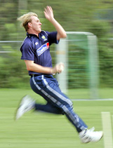Brett Lee ready to explode
