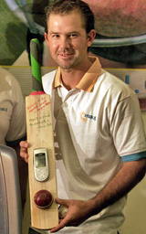 Ricky Ponting Test hundred as skipper